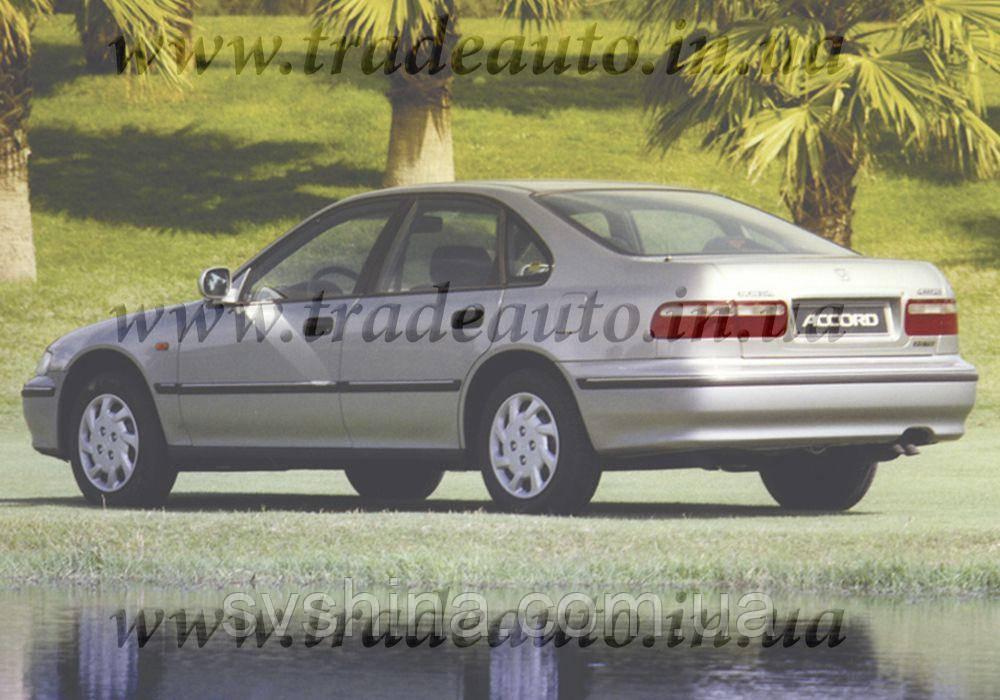 Дефлекторы окон Heko на Honda  Accord 1994-1998