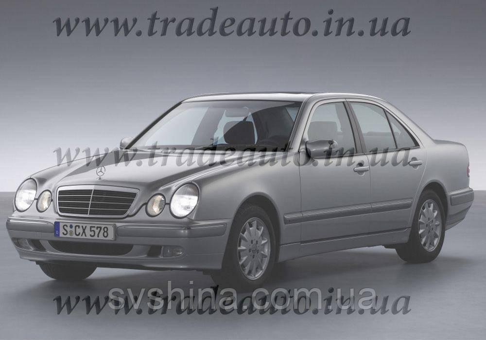 Дефлекторы окон Heko на Mercedes  E-klasse W-210 1995-2002