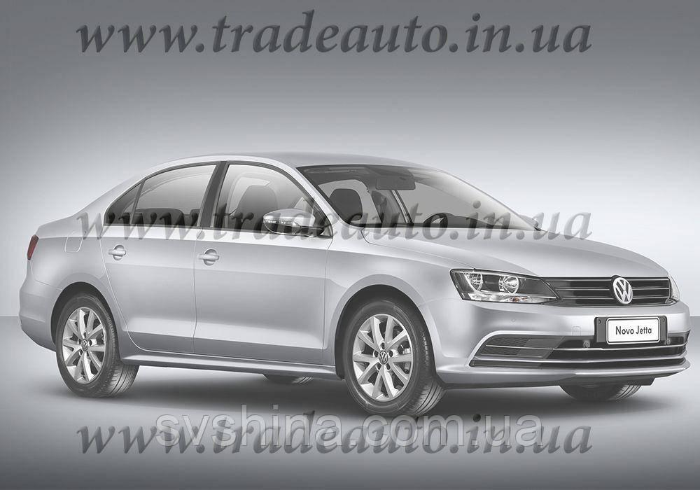 Дефлекторы окон Heko на VW  Jetta 2011-> Sedan