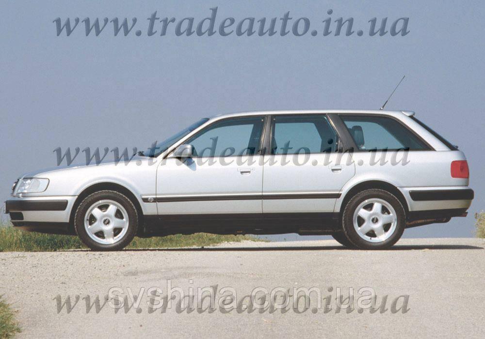Дефлекторы окон Heko на Audi  100 / A6 (C4) / 1990-1997 Combi