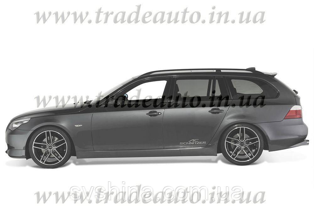 Дефлекторы окон Heko на BMW  5 Series Е61 2003-2010