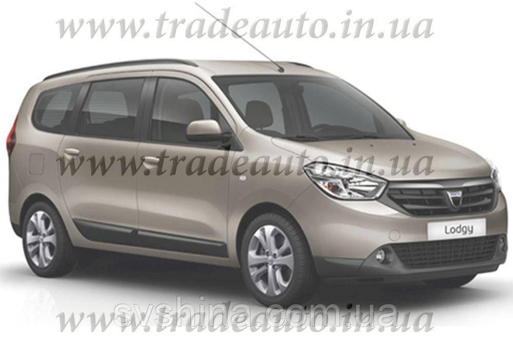 Дефлекторы окон Heko на Renault  Lodgy 2012->