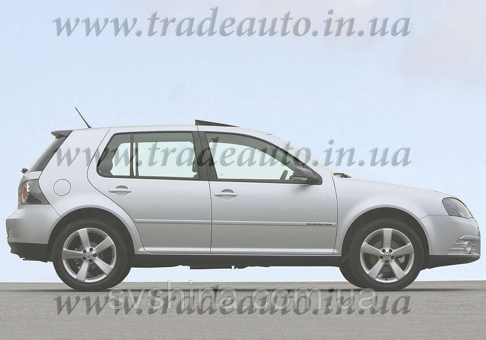 Дефлекторы окон Heko на VW  Golf-4 1997-2004 Hatchback/Combi