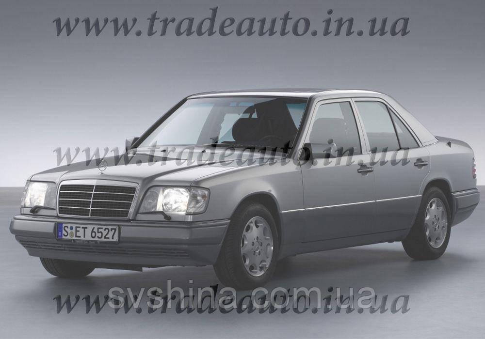 Дефлекторы окон Heko на Mercedes  E-klasse W-124 1985-1996