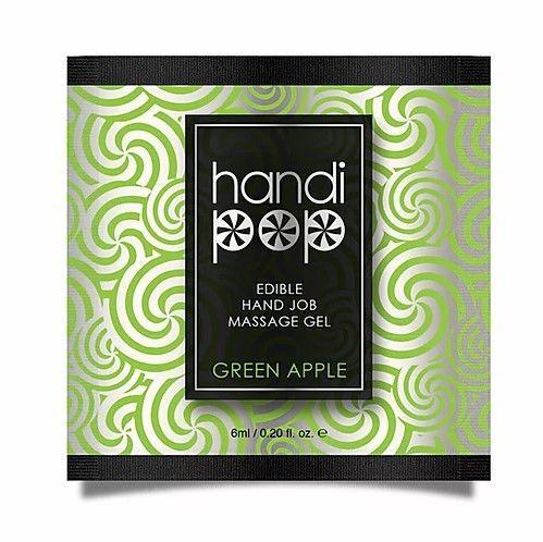 Пробник Sensuva - Handipop Green Apple (6 мл)