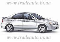 Дефлекторы окон Heko на Kia  Cerato 2005-2009
