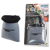 Держатель телефона - мешочек Guard, серый