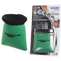 Держатель телефона - мешочек Guard, зеленый