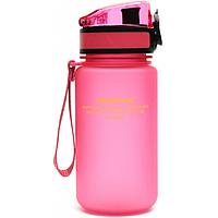 Бутылка для воды Uzspace Pink 350 мл Розовая