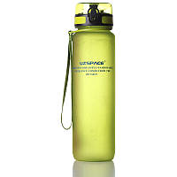 Бутылка для воды Uzspace Green 500 мл Зеленая