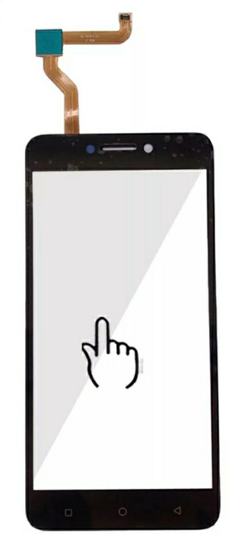 Touchscreen (сенсор) для Leeco Coolpad Cool 1 C103 Чорний