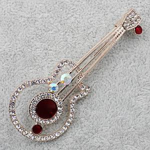 Брошка Гітара