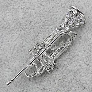 Брошка Музичний інструмент