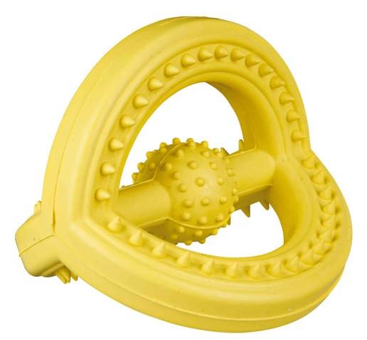 Игрушка для собак trixie капкан литой 14 см