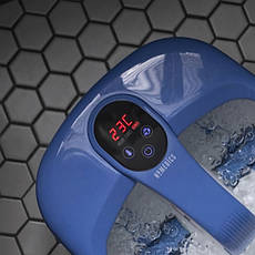 Гидромассажная ванночка FootSpa with Roller & Heat, фото 2