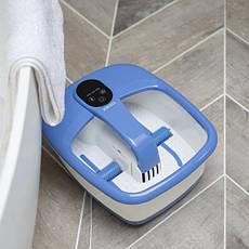 Гидромассажная ванночка FootSpa with Roller & Heat, фото 3