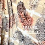 Покривало плед з бамбукового волокна Розмір 200*220 см, фото 2