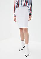 Жіноча трикотажна спідниця Подіум Elwir 20590-WHITE XS Білий