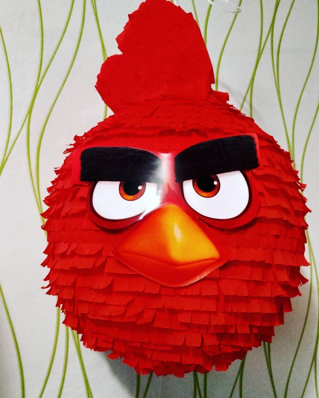 Пиньята - Angry Birds Энгри Бердс. Есть размеры