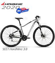 Велосипед 29 HAIBIKE SEET HardNine 3.0 рама S 2020 4100126940