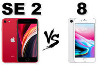 Что купить: iPhone SE 2 или iPhone 8?