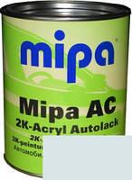 """Автоемаль акрилова MIPA Біла 202, 1л. ціна без затверджувача (затверджувач вибрати з """"ОТВЕРДЖУВАЧІ"""" )"""