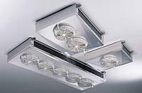 Воздухоохладитель испаритель для холодильной камеры ECO MIC 500 ED