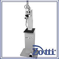 Пневматический станок для фиксации основной стельки на колодку mod. 10.ft.lp. NUOVA OBE (Италия)