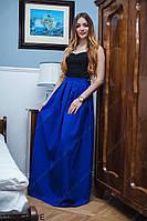 Жіноча спідниця Подіум Navel 13908-LIGHT/BLUE XS Голубий