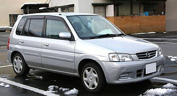 Mazda Demio 1998-2003 (Мінівен)
