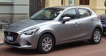 Mazda 2 / Demio 2014-