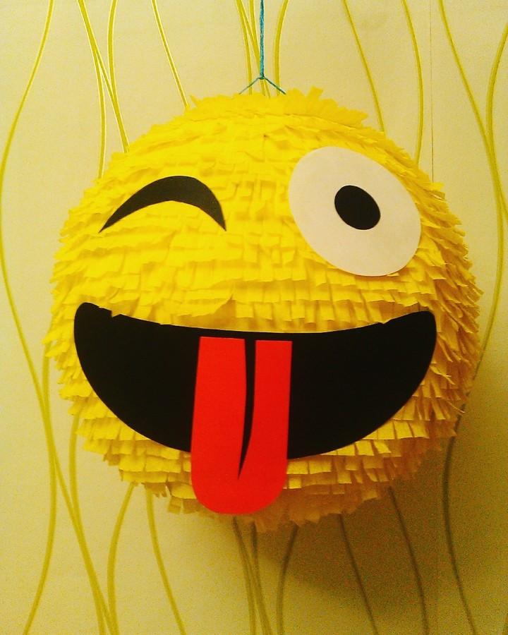 Пиньята - Смайлик Smile. Есть размеры.