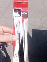 Стержень сменный для гелевой ручки Aihao черный (12шт)