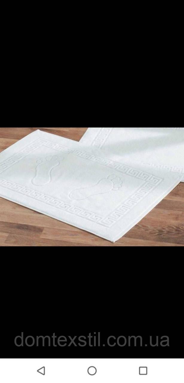 Полотенце  махровое 100% хлопок для  ног. Турция