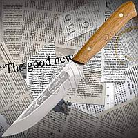 Качественный кухонный нож Спутник №63 для овощей. Удобный и практичный нож, фото 1