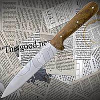 Удобный и надежный нож Спутник №89 для забоя (нож мясника)