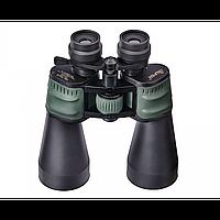 Бинокль с переменной кратностью ALPEN 10-70X70.Удобный корпус+насыщенные цвета.Подходит для наблюдения в очках