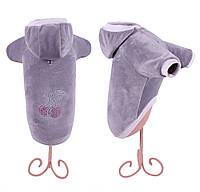 Одежда для собак кофточка (велюр)