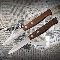 Удобный и простой кухонный нож Tramontina 22210/003 Tradicional для чистки овощей.