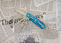 Многофункциональный туристический складной нож 03104-11 мультитул. 10 функций, фото 1