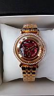 Элегантные женские часы (Pandora) бордо, фото 1