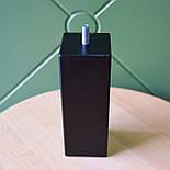 NM-06. Мебельные ножки и опоры деревянные квадратные H.150 D.55*55, фото 2