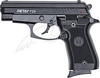 Пистолет стартовый Retay F29, цвет - black, фото 1