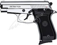 Пистолет стартовый Retay F29, цвет - nickel, фото 1