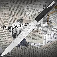Нож Rondell RD 686 Cascara с длинным клинком для разделки мяса, птицы. Отменное качество, фото 1