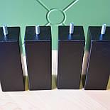 NM-06. Мебельные ножки и опоры деревянные квадратные H.150 D.55*55, фото 4