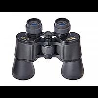 Бинокль BSA 10x50 постоянной кратности для охоты и туризма. Качественная оптика. Низкая цена