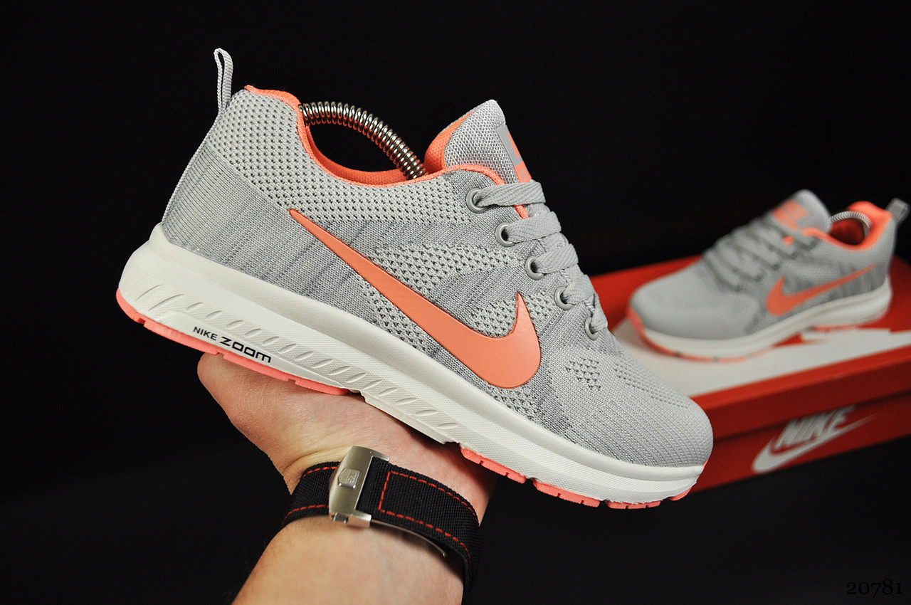Кроссовки Nike Zoom Flykit Max арт 20781 (женские, найк)