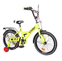 """Двухколесный детский велосипед 18"""" от 5-7 лет TILLY EXPLORER"""