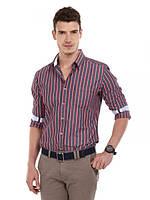 Мужские рубашки приталенные